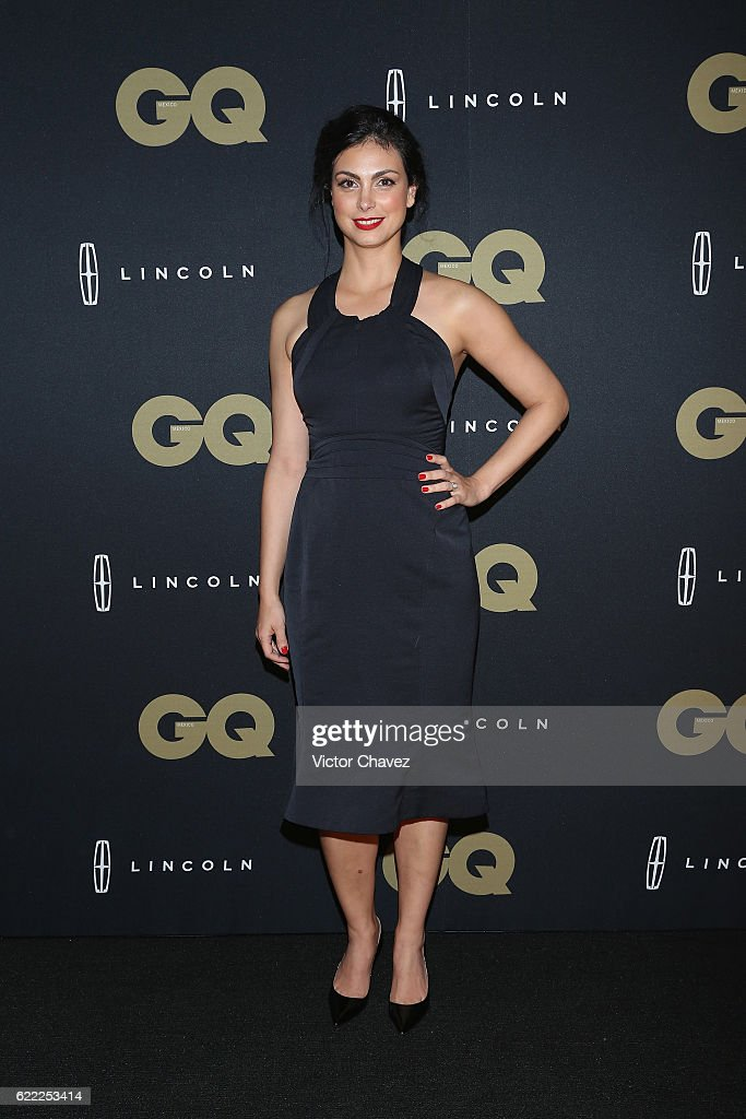 Actress Morena Baccarin attends the GQ Men Of The Year Awards 2016 at Torre Virrelles on November 9, 2016 in Mexico City, Mexico.
