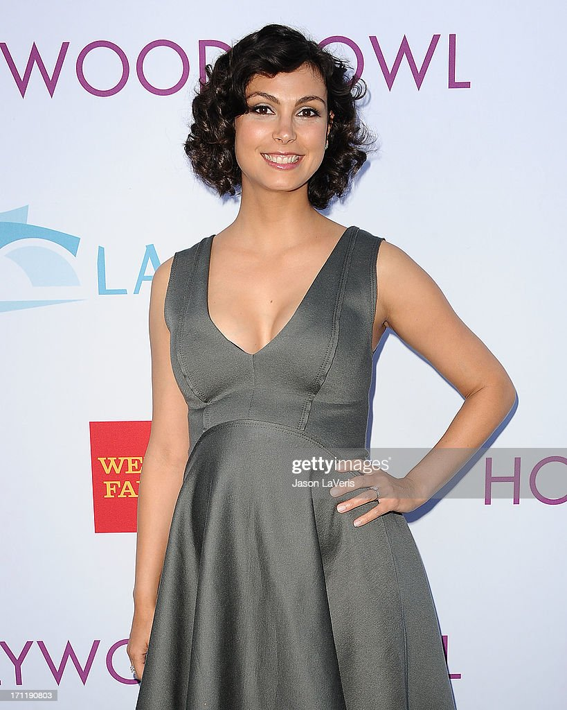 Actress Morena Baccarin attends the Hollywood Bowl opening night celebration at The Hollywood Bowl on June 22, 2013 in Los Angeles, California.