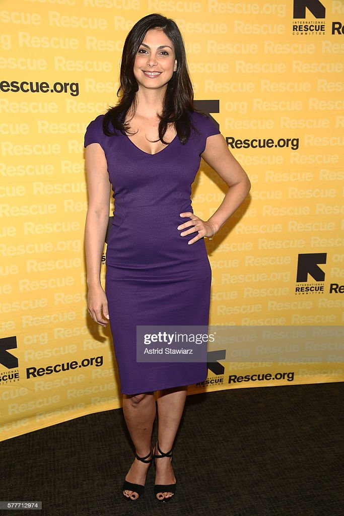Actress Morena Baccarin attends The International Rescue Committee 6th Annual GenR Summer Party at Tribeca Rooftop on July 19, 2016 in New York City.