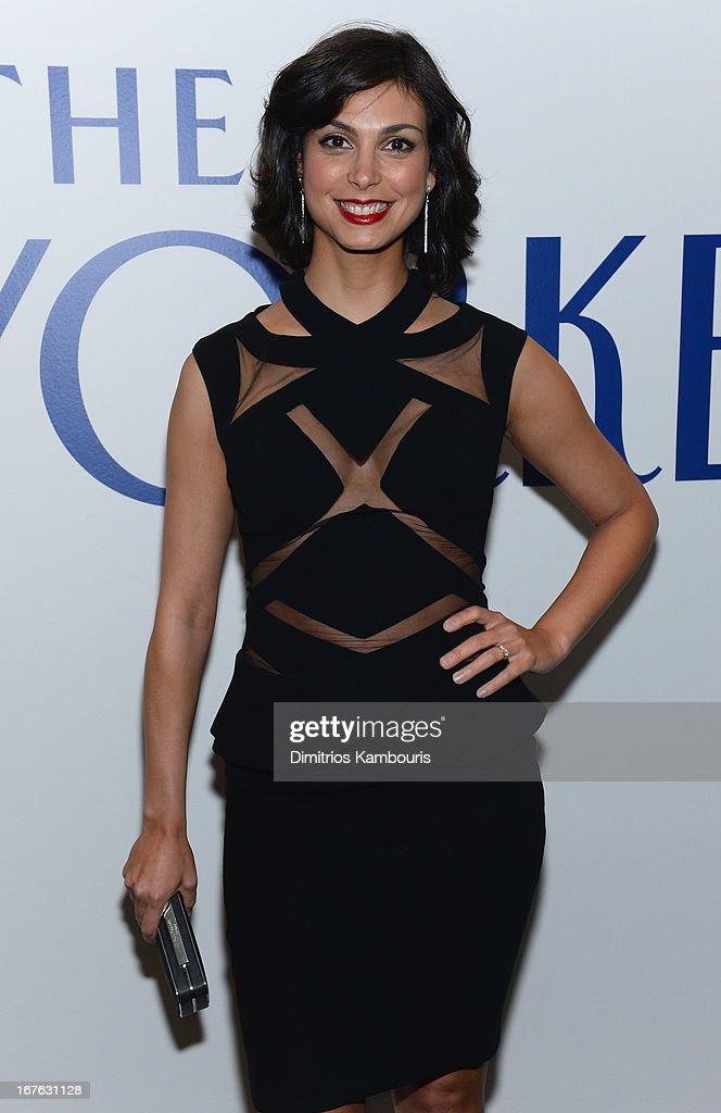 Actress Morena Baccarin attends The New Yorker's David Remnick Hosts White House Correspondents' Dinner Weekend Pre-Party at W Hotel Rooftop on April 26, 2013 in Washington, DC.