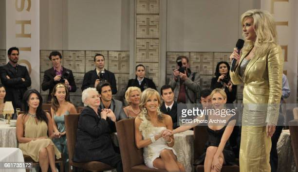 Actress Morgan Fairchild will appear on CBS's THE BOLD AND THE BEAUTIFUL beginning the week of Monday Aug 10 on the CBS Television Network Fairchild...