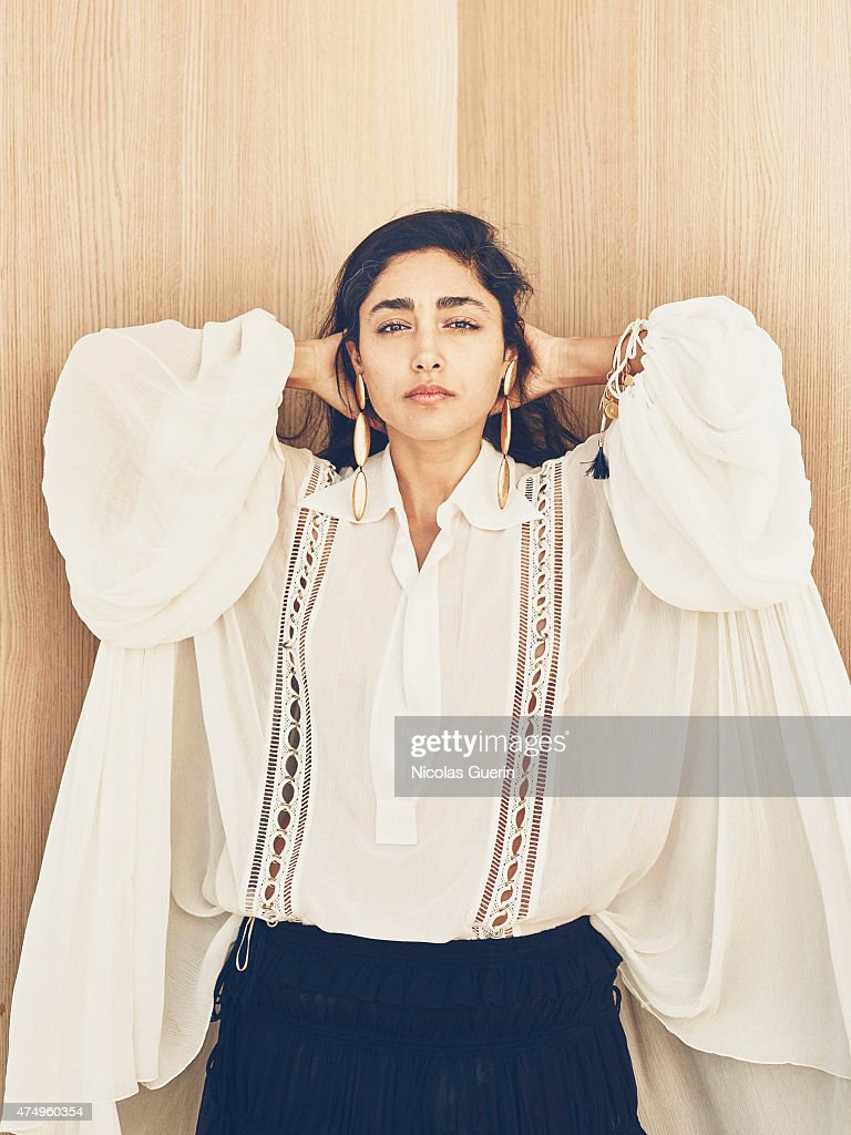 Actress, musician and singer <a gi-track='captionPersonalityLinkClicked' href=/galleries/search?phrase=Golshifteh+Farahani&family=editorial&specificpeople=5535488 ng-click='$event.stopPropagation()'>Golshifteh Farahani</a> is photographed on May 18, 2015 in Cannes, France.