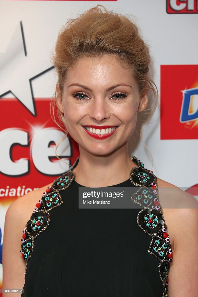 Actress MyAnna Buring attends the TV Choice Awards 2013 at The Dorchester on September 9, 2013 in London, England.