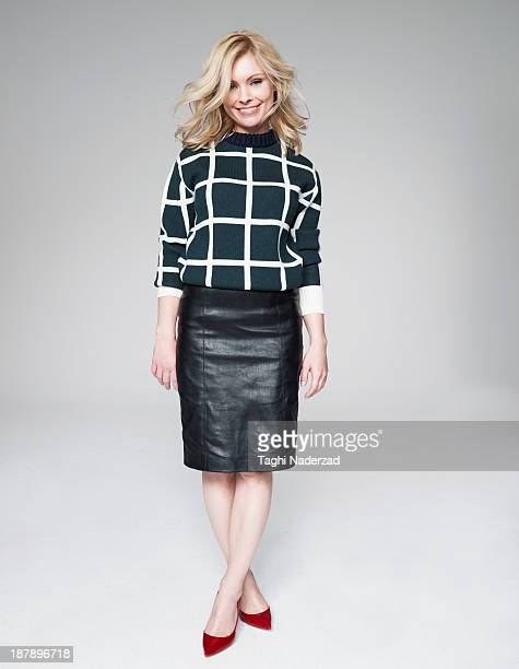 Actress MyAnna Buring is photographed for Red Magazine UK on July 19 2013 in London England ON EMBARGO UNTIL JANUARY 1 2014