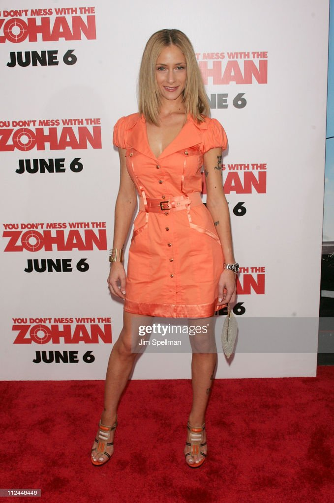 """You Don't Mess With the Zohan"" New York Premiere 