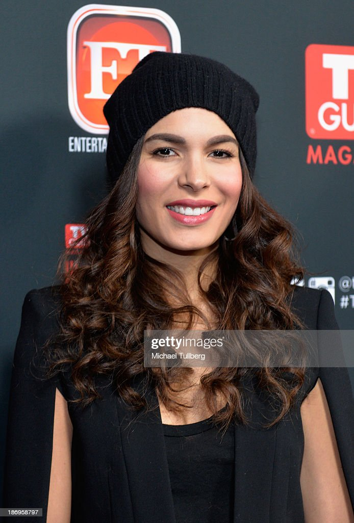 Actress Nadine Velasquez attends TV Guide Magazine's Annual Hot List Party at The Emerson Theatre on November 4, 2013 in Hollywood, California.