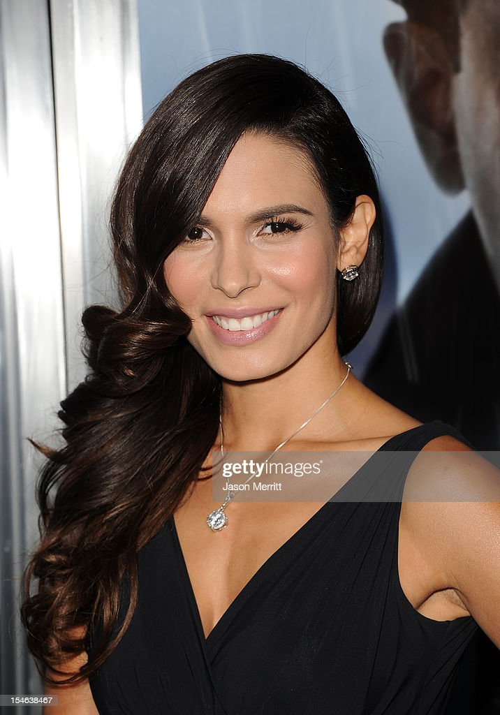 Actress Nadine Velazquez arrives at the premiere of Paramount Pictures' 'Flight' held at the ArcLight Cinemas on October 23, 2012 in Hollywood, California.