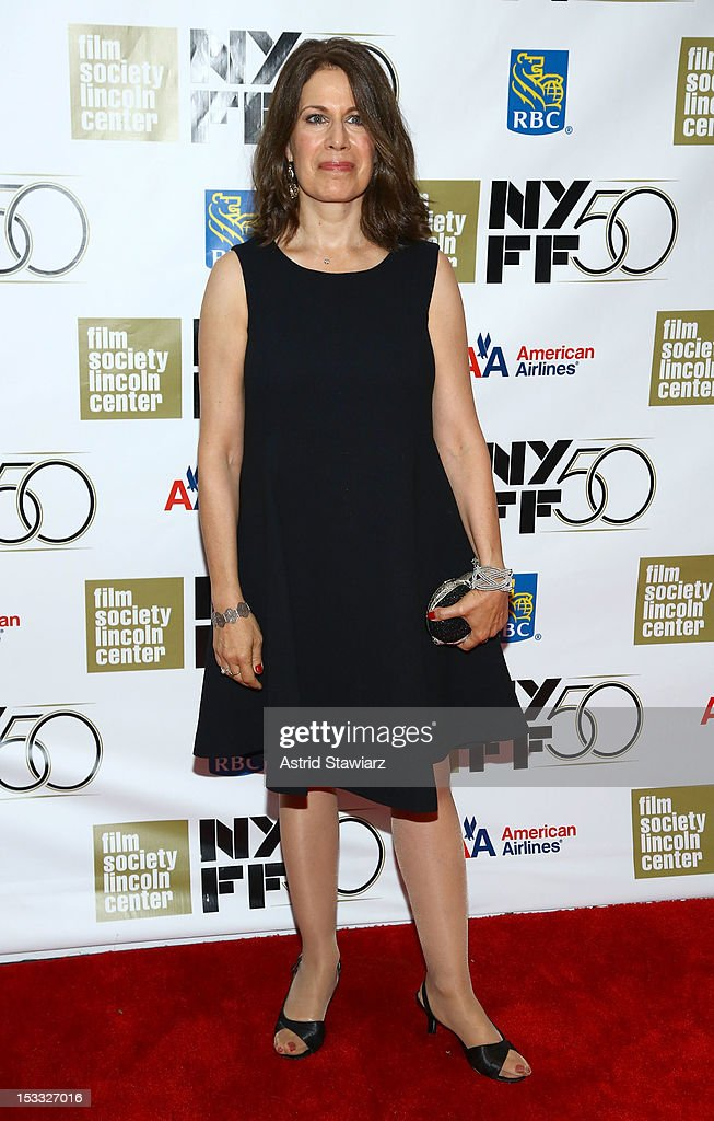 Actress Naella Gordon attends the Nicole Kidman Gala Tribute during the 50th annual New York Film Festival at Lincoln Center on October 3, 2012 in New York City.