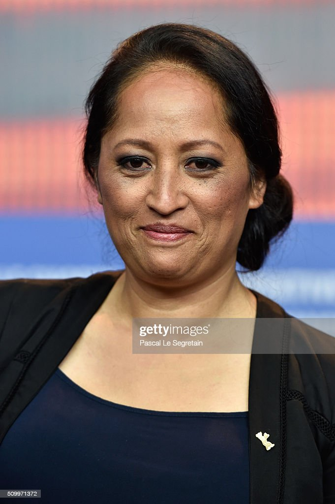 Actress Nancy Brunning the 'The Patriarch' (Mahana) press conference during the 66th Berlinale International Film Festival Berlin at Grand Hyatt Hotel on February 13, 2016 in Berlin, Germany.