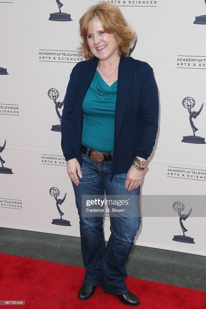 Actress Nancy Cartwright attends the Academy of Television Arts & Sciences' Presents an Evening with Michael Buble at the Wadsworth Theater on April 28, 2013 in Los Angeles, California.