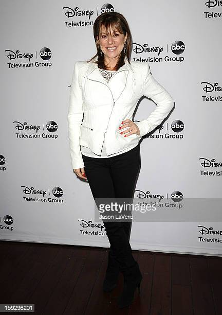 Actress Nancy Lee Grahn attends the Disney ABC Television Group 2013 TCA Winter Press Tour at The Langham Huntington Hotel and Spa on January 10 2013...