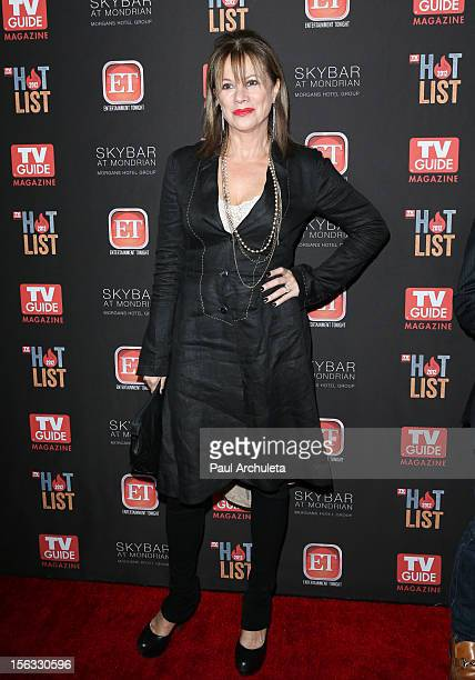 Actress Nancy Lee Grahn attends the TV Guide Magazine Hot List Party at SkyBar at the Mondrian Los Angeles on November 12 2012 in West Hollywood...