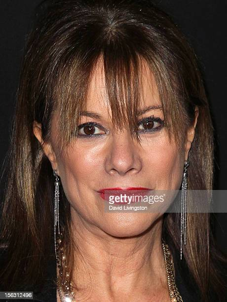 Actress Nancy Lee Grahn attends TV Guide Magazine's 2012 Hot List Party at SkyBar at the Mondrian Los Angeles on November 12 2012 in West Hollywood...