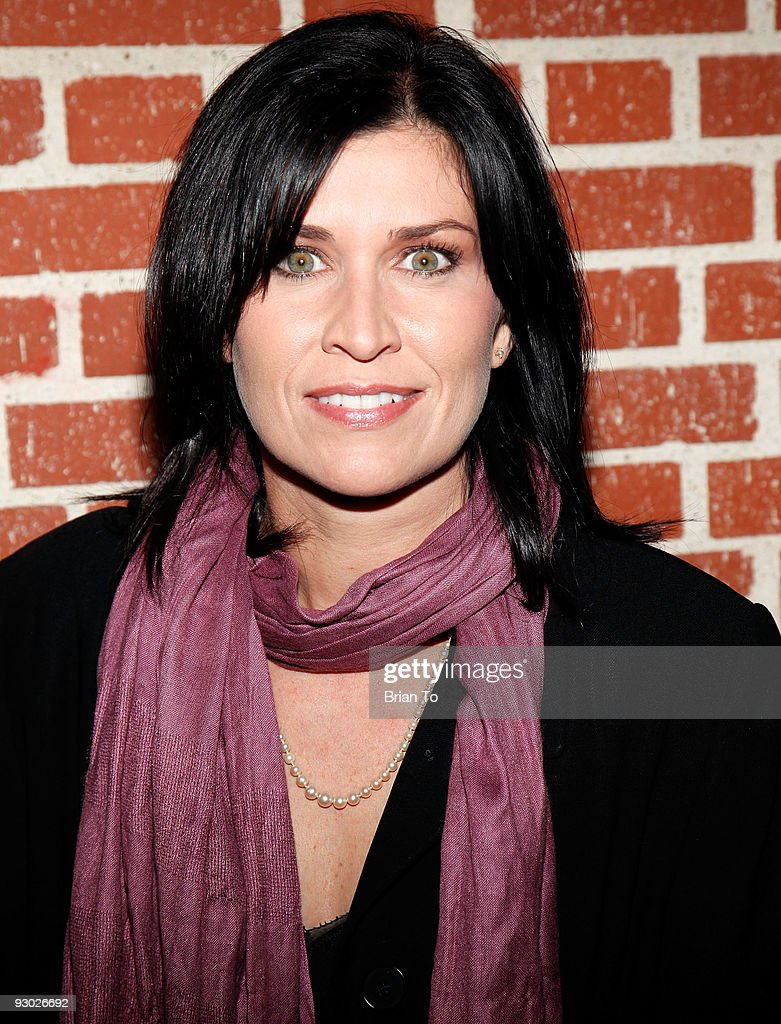 Actress Nancy McKeon attends Annette Bening And Kelly and Lou Gonda Host Actors Fund Cocktail Reception on November 12, 2009 in Beverly Hills, California.