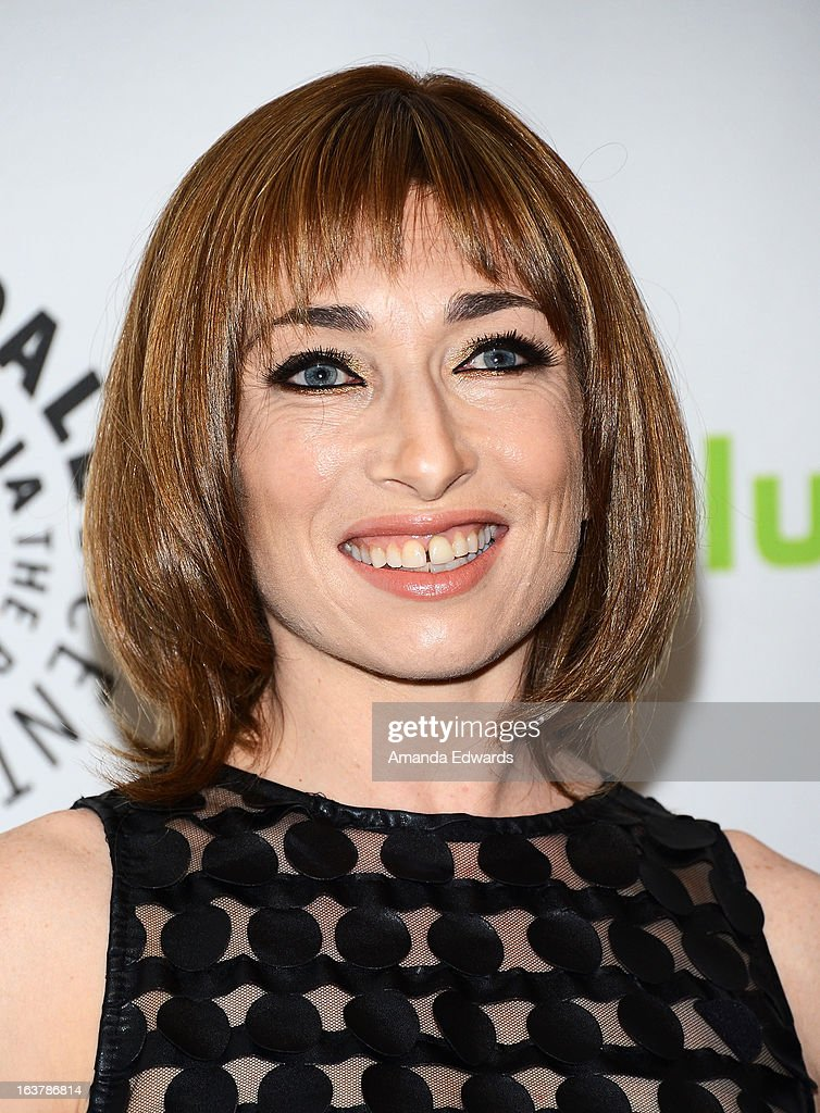 Actress Naomi Grossman arrives at the 30th Annual PaleyFest: The William S. Paley Television Festival - Closing Night Presentation honoring 'American Horror Story' at the Saban Theatre on March 15, 2013 in Beverly Hills, California.