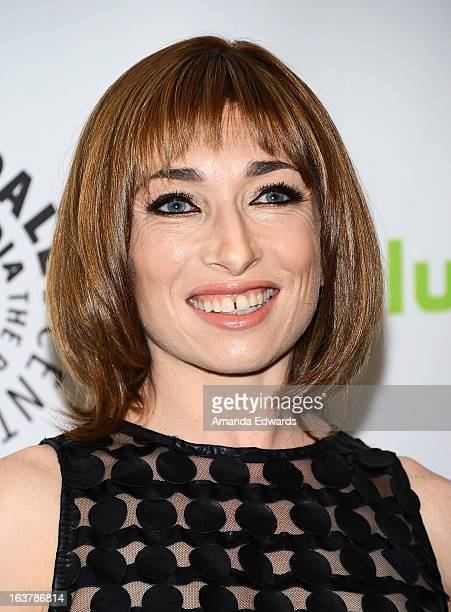 Actress Naomi Grossman arrives at the 30th Annual PaleyFest The William S Paley Television Festival Closing Night Presentation honoring 'American...