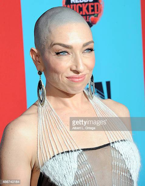 Actress Naomi Grossman arrives Premiere Screening Of FX's 'American Horror Story Freak Show' held at TCL Chinese Theatre on October 5 2014 in...
