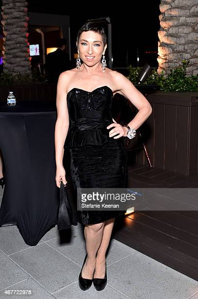 Actress Naomi Grossman attends the after party for the Opening Night Gala and screening of The Sound of Music during the 2015 TCM Classic Film...