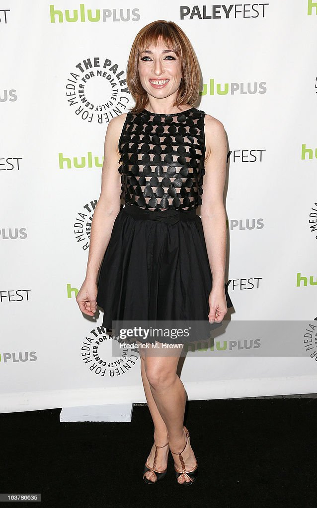 Actress Naomi Grossman attends The Paley Center For Media's PaleyFest 2013 Honoring 'American Horror Story: Asylum' at the Saban Theatre on March 15, 2013 in Beverly Hills, California.
