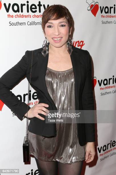 Actress Naomi Grossman attends Young Variety's 11th Annual Pool Tournament at Fantasia Billiards on February 22 2017 in Burbank California