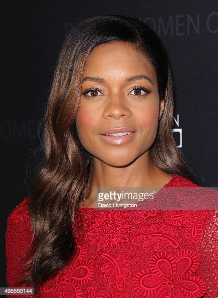 Actress Naomi Harris attends 'Spectre' The Black Women of Bond tribute at the California African American Museum on November 3 2015 in Los Angeles...