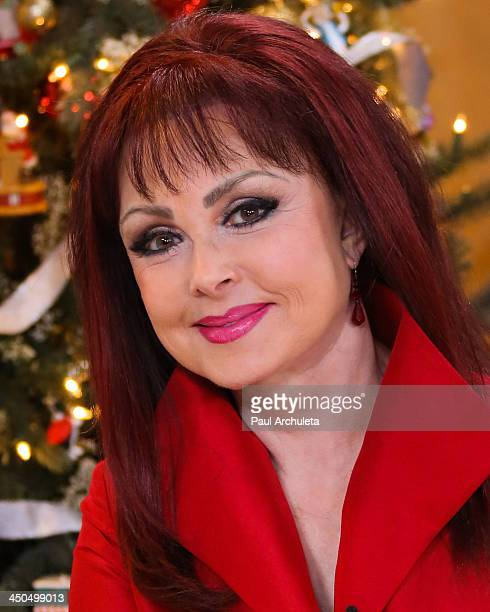 Actress Naomi Judd attends the Hallmark Channel's 'Home Family Holiday Special' at Universal Studios Hollywood on November 18 2013 in Universal City...