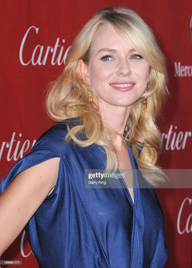 Actress <a gi-track='captionPersonalityLinkClicked' href=/galleries/search?phrase=Naomi+Watts&family=editorial&specificpeople=171723 ng-click='$event.stopPropagation()'>Naomi Watts</a> arrives at the 24th Annual Palm Springs International Film Festival Awards Gala at Palm Springs Convention Center on January 5, 2013 in Palm Springs, California.