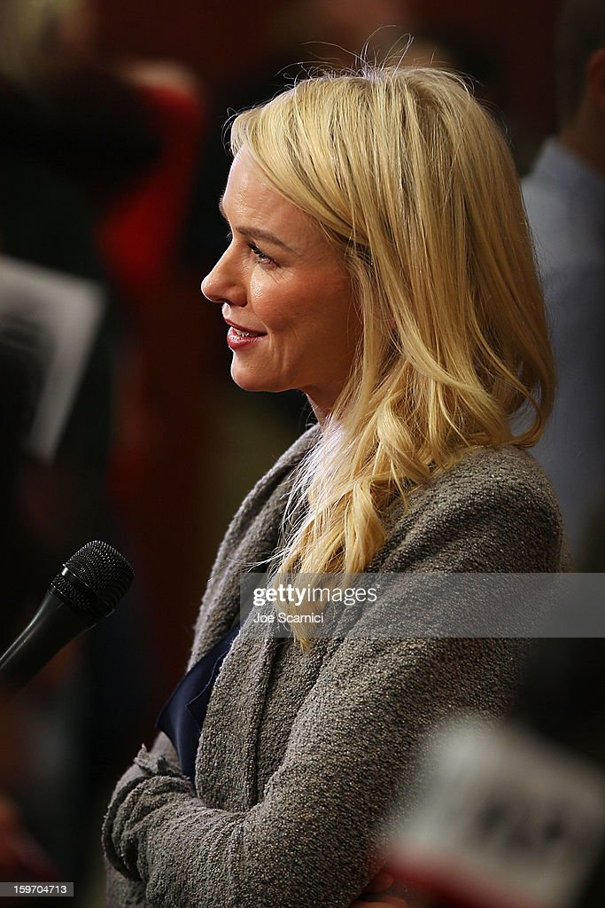 Actress <a gi-track='captionPersonalityLinkClicked' href=/galleries/search?phrase=Naomi+Watts&family=editorial&specificpeople=171723 ng-click='$event.stopPropagation()'>Naomi Watts</a> arrives at the 'Two Mothers' Premiere at the 2013 Sundance Film Festival at Eccles Center Theatre on January 18, 2013 in Park City, Utah.
