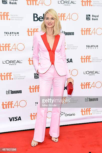 Actress Naomi Watts at the premiere of ABOUT RAY in Toronto hosted Audi and Piper Heidsieck with Entertainment One and The Weinstein Company on...