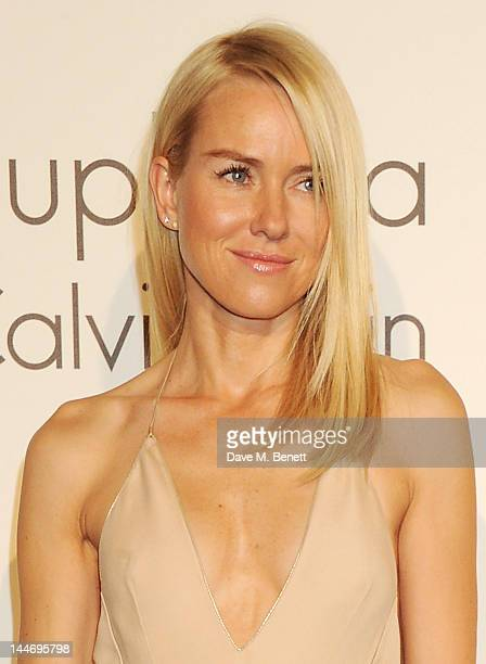 Actress Naomi Watts attends as The IFP Calvin Klein Collection euphoria Calvin Klein celebrate Women In Film during the 65th Cannes Film Festival at...