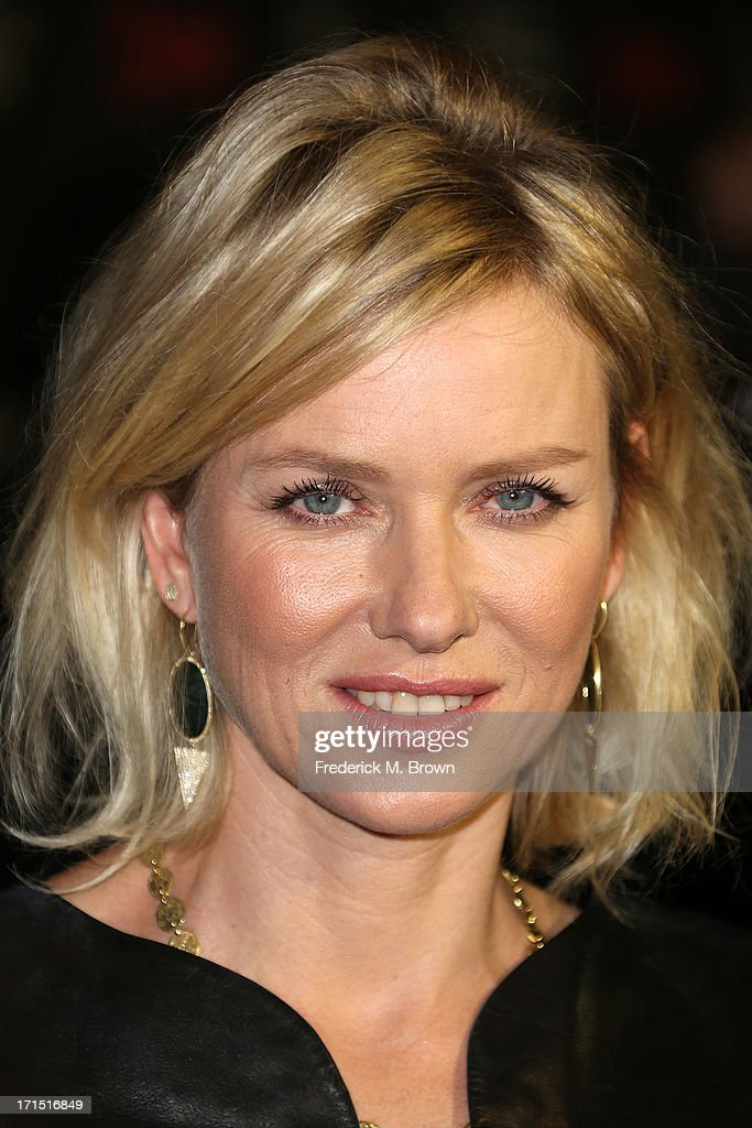 Actress Naomi Watts attends Showtime's new series premiere of 'Ray Donovan' at the Directors Guild of America on June 25, 2013 in Los Angeles, California.