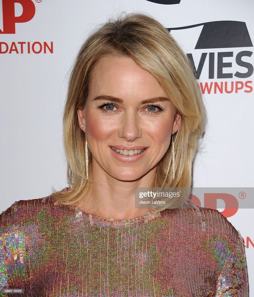Actress Naomi Watts attends the 13th annual AARP's Movies For Grownups Awards gala at Regent Beverly Wilshire Hotel on February 10, 2014 in Beverly Hills, California.