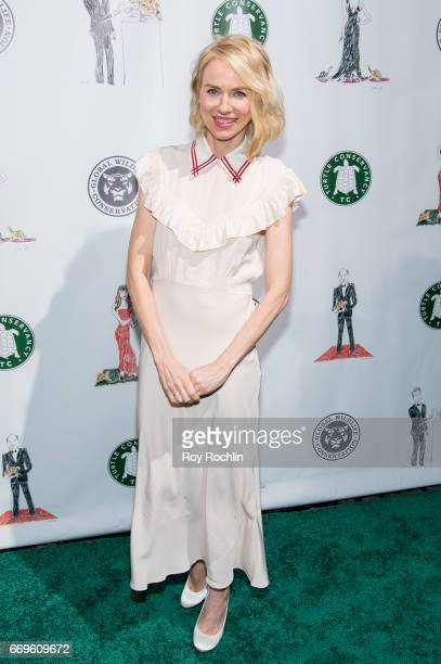 Actress Naomi Watts attends the 2017 Turtle Ball at The Bowery Hotel on April 17 2017 in New York City