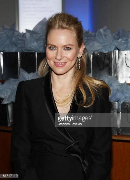 Actress Naomi Watts attends the after party for the Cinema Society and Angel by Thierry Mugler screening of 'The International' at the Solomon R...