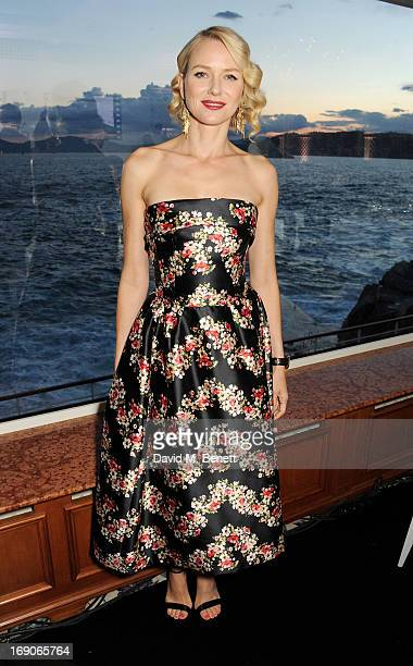 Actress Naomi Watts attends the exclusive 'For The Love Of Cinema' event hosted by Swiss luxury watch manufacturer IWC Schaffhausen at the famous...
