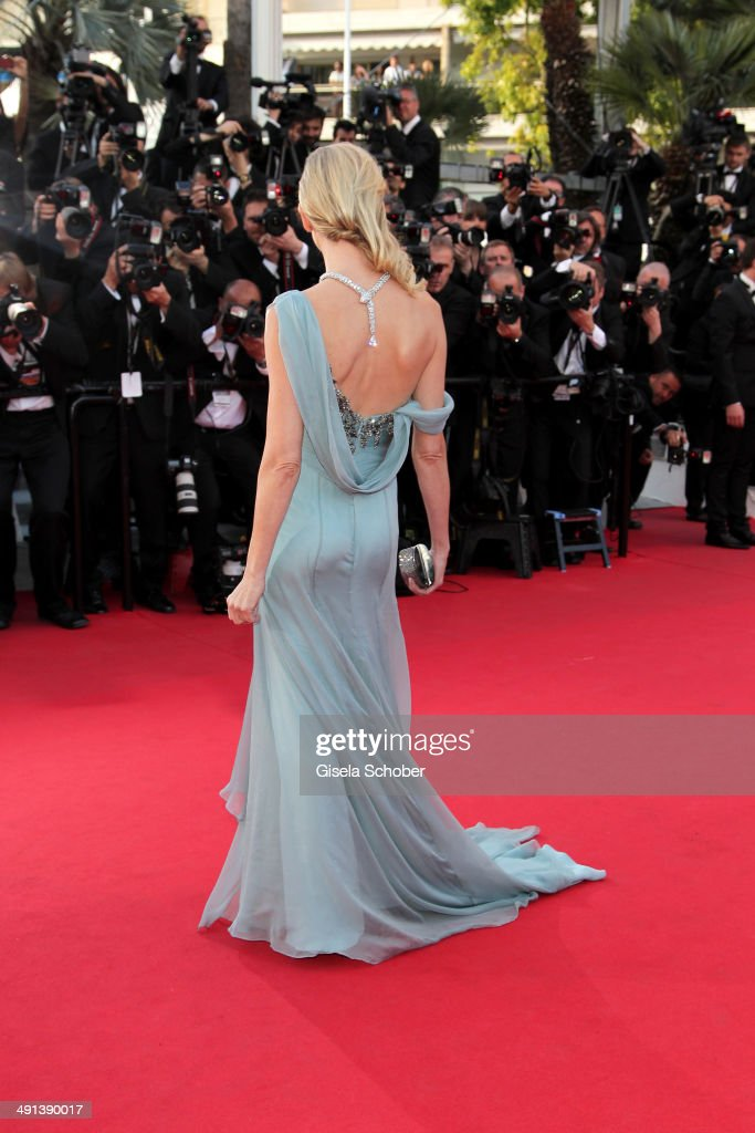 Actress <a gi-track='captionPersonalityLinkClicked' href=/galleries/search?phrase=Naomi+Watts&family=editorial&specificpeople=171723 ng-click='$event.stopPropagation()'>Naomi Watts</a> attends the 'How To Train Your Dragon 2' premiere during the 67th Annual Cannes Film Festival on May 16, 2014 in Cannes, France.