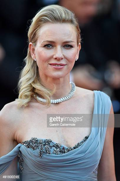 Actress Naomi Watts attends the 'How To Train Your Dragon 2' premiere during the 67th Annual Cannes Film Festival on May 16 2014 in Cannes France