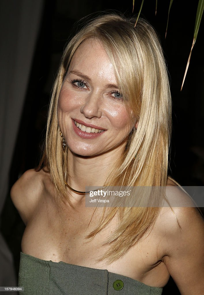 Actress <a gi-track='captionPersonalityLinkClicked' href=/galleries/search?phrase=Naomi+Watts&family=editorial&specificpeople=171723 ng-click='$event.stopPropagation()'>Naomi Watts</a> attends the SILVER LININGS PLAYBOOK Event Hosted By Lexus And Purity Vodka at Chateau Marmont on December 7, 2012 in Los Angeles, California.