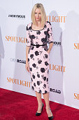 Actress Naomi Watts attends the 'Spotlight' New York premiere at Ziegfeld Theater on October 27 2015 in New York City