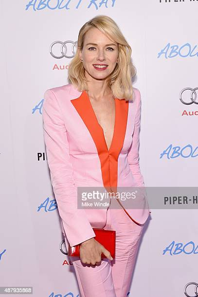 Actress Naomi Watts attends the Toronto International Film Festival party for ABOUT RAY hosted by Entertainment One and The Weinstein Company at...