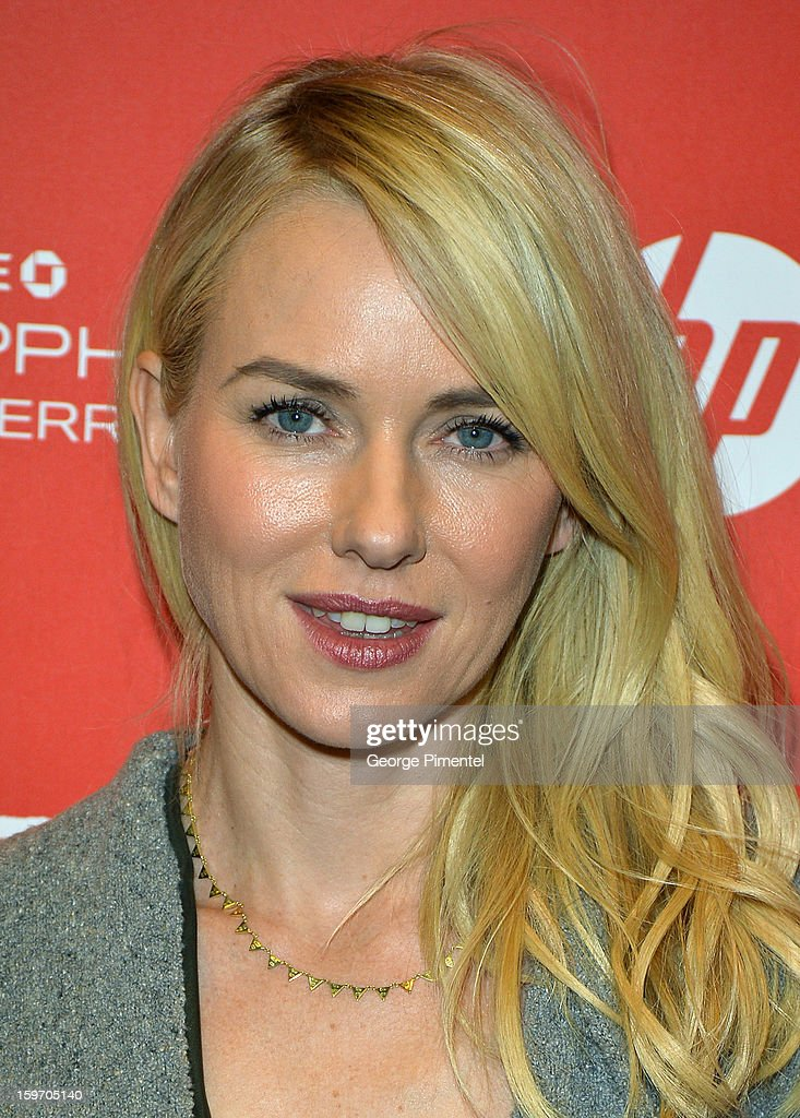Actress <a gi-track='captionPersonalityLinkClicked' href=/galleries/search?phrase=Naomi+Watts&family=editorial&specificpeople=171723 ng-click='$event.stopPropagation()'>Naomi Watts</a> attends the 'Two Mothers' Premiere during the 2013 Sundance Film Festival at Eccles Center Theatre on January 18, 2013 in Park City, Utah.