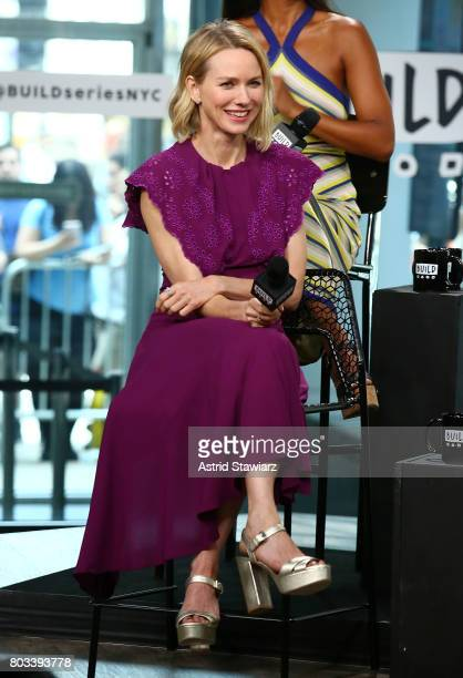Actress Naomi Watts discusses Netflix's tenpart series 'Gypsy' at Build Studio on June 29 2017 in New York City