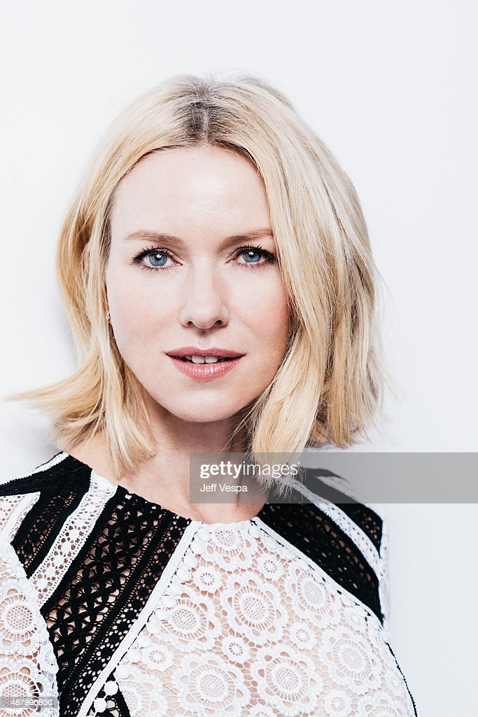Actress Naomi Watts from 'Demolition' poses for a portrait during the 2015 Toronto Film Festival on September 11, 2015 in Toronto, Ontario.