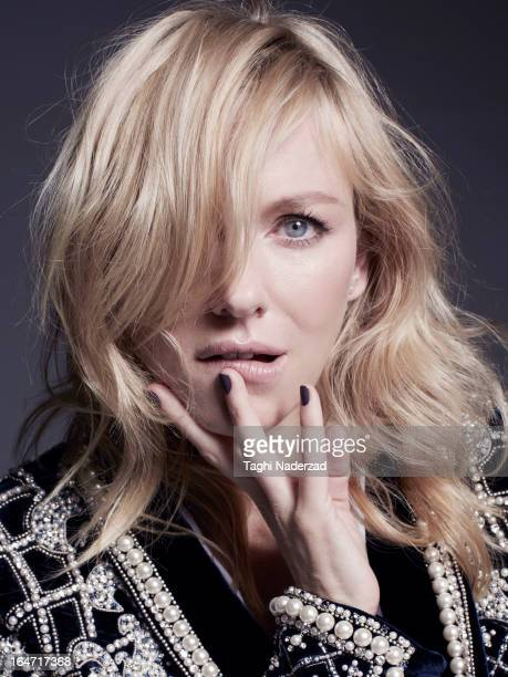 Actress Naomi Watts is photographed for Grazia France on September 12 2012 in New York City