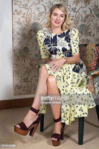 Actress Naomi Watts is photographed for Self Assignment on September 2 2016 in Venice Italy