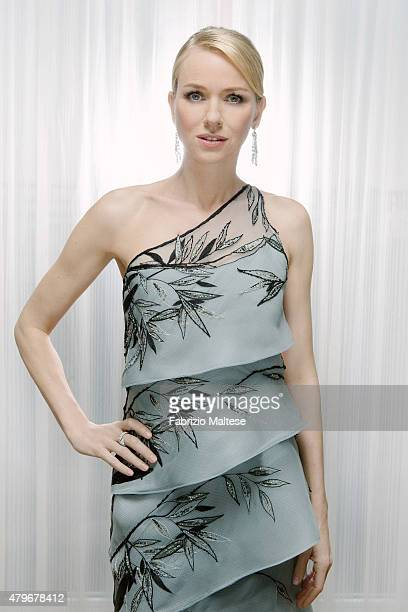 Actress Naomi Watts is photographed for The Hollywood Reporter on May 15 2015 in Cannes France **NO SALES IN USA TILL AUGUST 28 2015**