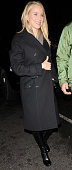 Actress Naomi Watts walks on the film set of 'The International' January 11 2008 in New York City