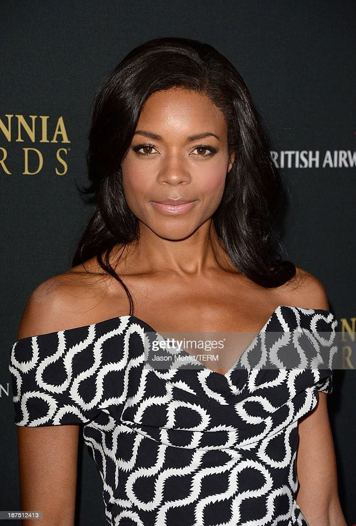 Actress <a gi-track='captionPersonalityLinkClicked' href=/galleries/search?phrase=Naomie+Harris&family=editorial&specificpeople=238918 ng-click='$event.stopPropagation()'>Naomie Harris</a> attends the 2013 BAFTA LA Jaguar Britannia Awards presented by BBC America at The Beverly Hilton Hotel on November 9, 2013 in Beverly Hills, California.