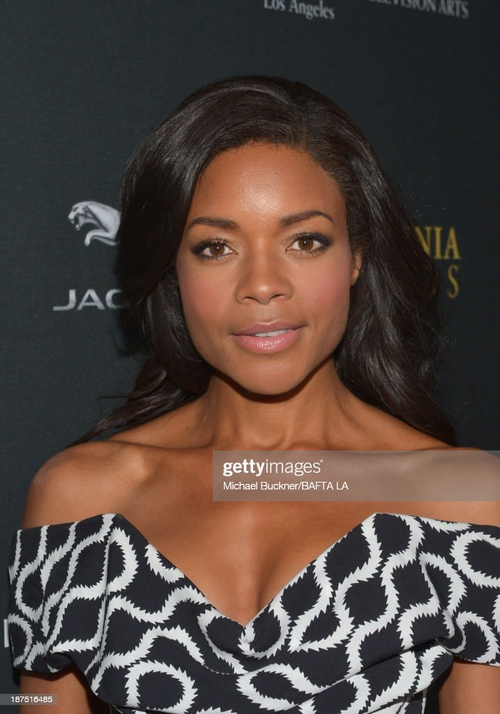 Actress Naomie Harris attends the 2013 BAFTA LA Jaguar Britannia Awards presented by BBC America at The Beverly Hilton Hotel on November 9, 2013 in Beverly Hills, California.