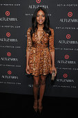 Actress Naomie Harris attends the Altuzarra for Target Launch event at Skylight Clarkson Sq on September 4 2014 in New York City